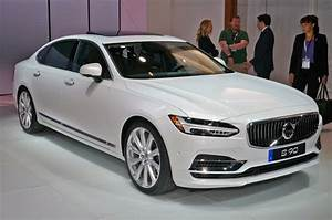 2018 Volvo S90 First Look  Stretched Swede  Mostly