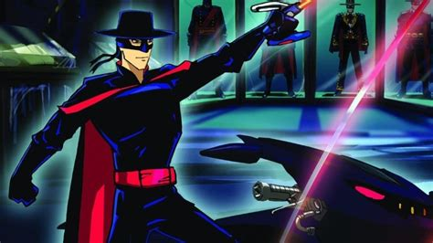 zorro movie generation reborn cartoon future sci fi mask apocalyptic wasteland sword lives again film freedom know
