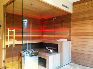 Sauna Mit Glasfront : spa und wellness interwellness ~ Michelbontemps.com Haus und Dekorationen