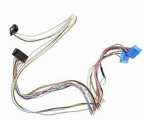 Headlight Head Switch Wiring Harness Vw 95-97 Passat B4