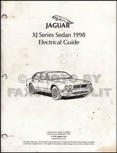 Diagram  1998 Jaguar Vanden Plas Wiring Diagram Full
