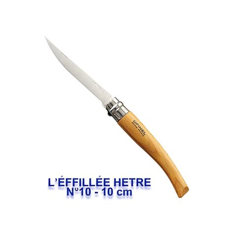 couteau opinel cuisine prixcanon opinel n 8 10 12 ou 15 l 39 effilee couteau luxe