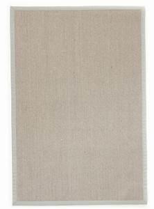Teppich 400 X 400 : teppich 300 x 400 cm sisal teppich macapa beige silber ~ Orissabook.com Haus und Dekorationen