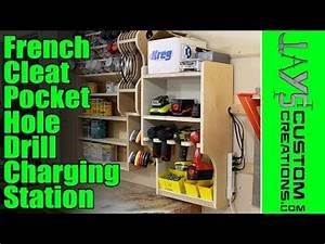 How To Make A Cordless Tool Cabinet (ep34) FunnyDog TV