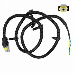 Wire Harness Pigtail Plug For Abs Wheel Speed Sensor Wire - Gm - 10340314