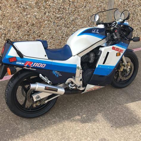 Sale Ebay by Featured Listing Unrestored 1986 Suzuki Gsx R 1100