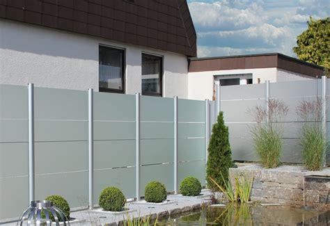 Mauer Für Garten by Gartenzaun Holz Weis Sichtschutz Bvrao
