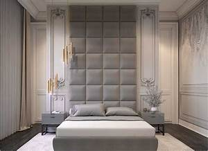 Gorgeous, Modern, Taupe, Grey, Bedroom, Decor, With, Extra, Tall