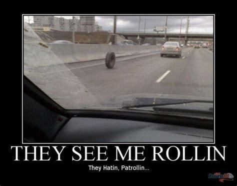 Tired Funny, Car Humor