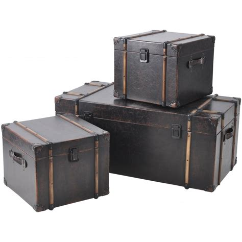 Hunza Lighting by Aged Leather Trunk Cases By Libra Sale At Lightplan