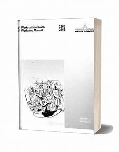Deutz 226b Workshop Manual