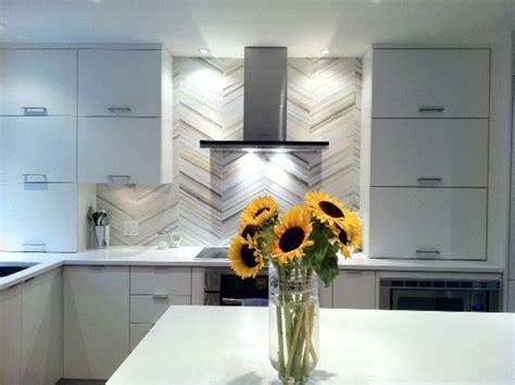 decorative backsplashes kitchens our kitchen backsplash modern kitchen vancouver