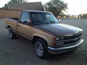 1989 Chevy 4x4 Silverado