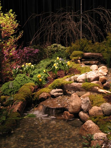 Aquascapes Of Ct by Idyll Connecticut Flower Garden Show