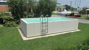 Pool Rechteckig Stahl : aufstellpool da jardinero pools whirlpools aufstellpools und schwimmbecken house in 2019 ~ Frokenaadalensverden.com Haus und Dekorationen