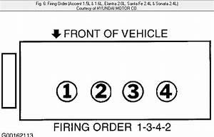 2002 Hyundai Santa Fe Spark Plug Diagram  Hyundai  Auto Parts Catalog And Diagram