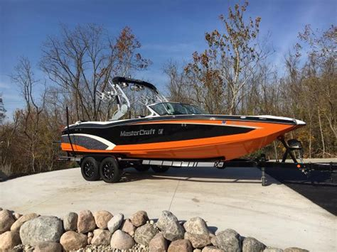 X46 Ski Boat by Mastercraft X46 Boats For Sale