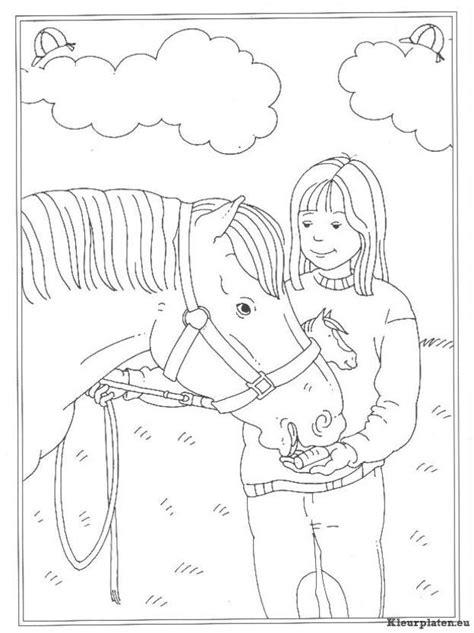234 beste afbeeldingen van kleurplaat paarden in 2019 coloring. Kleurplaat Paarden Manege : Kleurplaten - Manege Stal 't ...