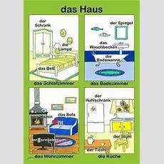 Übungen Zum Thema Wohnen  Deutsch In Ducos Und Jasmin