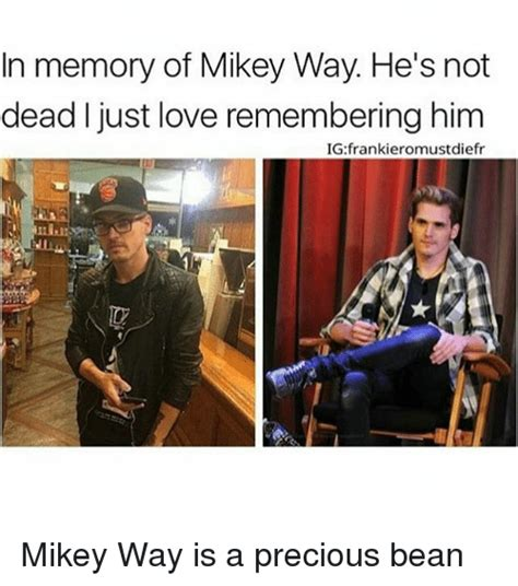 Mikey Meme - 25 best memes about mikey way mikey way memes