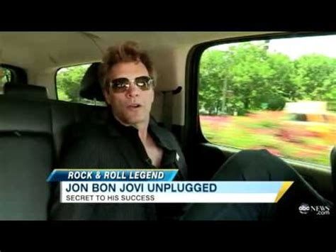 Jon Bon Jovi Not Surprised Sell Out Shows Discusses