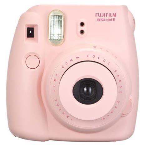 camera instantanea fujifilm instax mini  rosa cameras