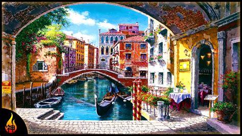 Italian Music Beautiful Venice Instrumental Venetian