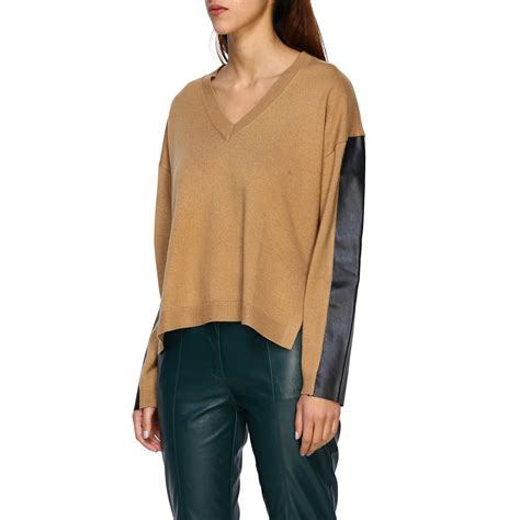 Polo ralph lauren is a pinnacle of fashion and design. Sweater women Twin Set | Sweater Twin Set Women Camel ...