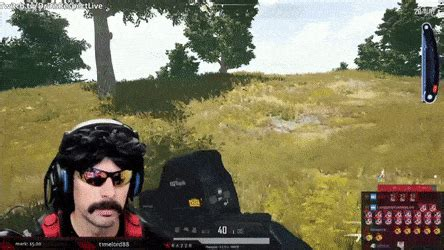 Drdisrespect's Reaction To The New Red Zone Sound Find