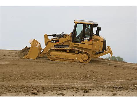 Cat | 963D Track Loader | Caterpillar