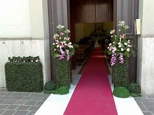 Addobbi Floreali Chiesa Matrimonio Volla Napoli IL FIORE
