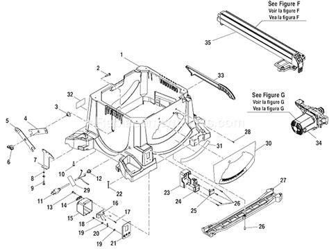 ridgid 089290001701 table saw switch r4513 with lock out key ebay