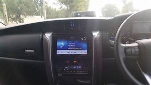 Dsp 8 On Head Unit All New Fortuner