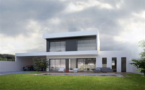 maisons modernes d architecte 33 maison d architecte sur petit terrain nimes syna press