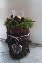 Advent Deko Für Draußen : bildergebnis f r baumstamm deko garten avokadonudeln pinterest baumstamm deko deko ~ Orissabook.com Haus und Dekorationen