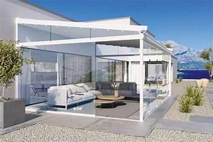 Möbel Für Wintergarten : so kann man aus einem terrassendach einen wintergarten machen ~ Sanjose-hotels-ca.com Haus und Dekorationen