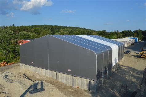 shed springboard andover ma low slope fabric building calhoun structure