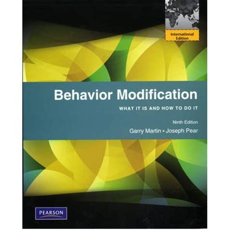 Behaviour Modification Psychology by Behavior Modification What It Is And How To Do It Garry