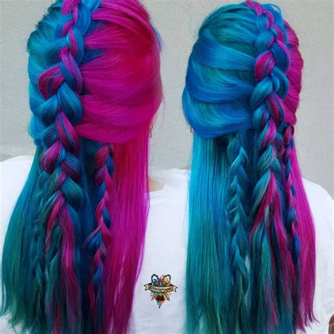 Pink Hair 970 Free Hair Color Pictures