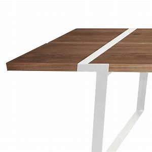 Tischplatte Eiche Geölt : esstisch eiche tischplatte wei e tischbeine tisch massiv eiche metall wei ma e 240 x 100 cm ~ Frokenaadalensverden.com Haus und Dekorationen