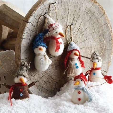 unique felt ornament felt christmas ornaments modern