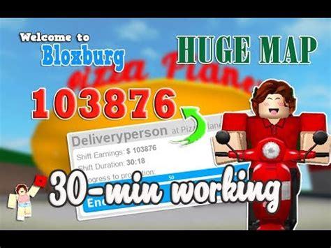 Roblox │bloxburg  30min Working (new Huge Map) Youtube