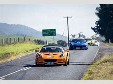 TARGA GREAT BARRIER REEF THE OFFICIAL LOTUS TOUR 2018