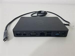 Dockingstation  Dell K17a    Wd15   U2013 Dba Dk  U2013 K U00f8b Og Salg