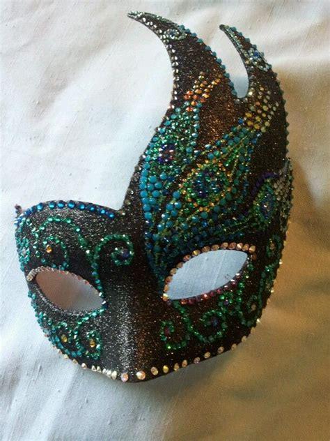 peacock masquerade ball mask variations   mask