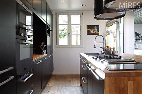 cuisine ouverte design c0434 mires
