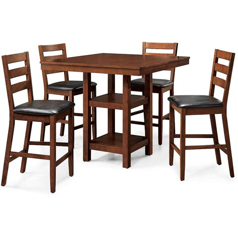 better homes and gardens kitchen table set better homes and gardens dalton park 5 piece counter