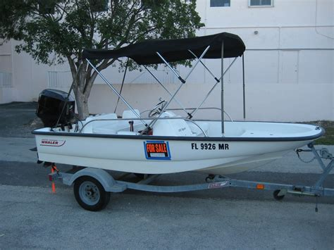 Boston Whaler Boat Cushions Sale by 2004 Boston Whaler 130 Sport Sale Pending The Hull