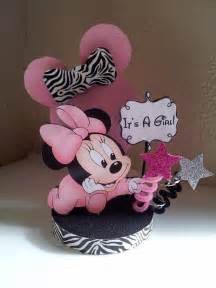Baby Minnie Mouse Baby Shower Favors