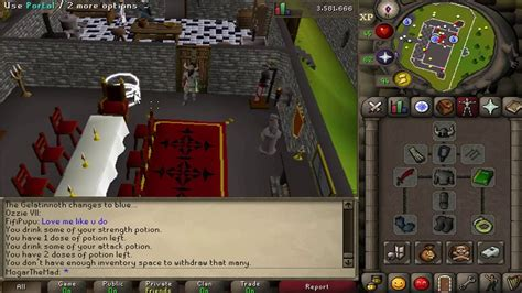 osrs combat guide strength experiments defence f2p crabs weapons training rock joinery hello nightmare xp attack zone